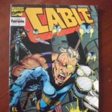 Cómics: CABLE Nº 5 FORUM C2. Lote 49717280