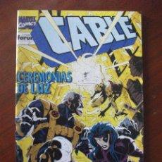 Cómics: CABLE Nº 16 FORUM C2. Lote 49717294