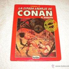 Cómics: LA ESPADA SALVAJE DE CONAN. EDICION COLECCIONISTAS .TOMO 3. Lote 49722202