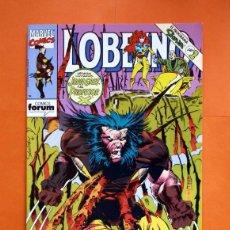 Cómics: LOBEZNO - MARVEL COMICS FORUM - Nº 44 - SUEÑOS DE SANGRE - . Lote 49763952