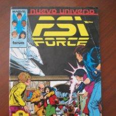 Cómics: PSI FORCE Nº 12 NUEVO UNIVERSO FORUM. Lote 49776902