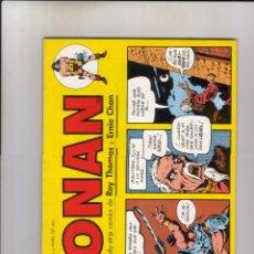 Cómics: FORUM - CONAN TIRAS DE PRENSA NUM. 7. Lote 49779402