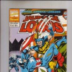 Cómics: FORUM - JAURIA DE LOBOS NUM. 2 ( DE 5 ) . MBE. Lote 49781215