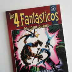 Cómics: LOS 4 FANTASTICOS DE JOHN BYRNE, Nº 2, COLECCIONABLE TOMOS TAPA BLANDA. Lote 34480755