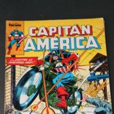 Cómics: CAPITAN AMERICA 6 VOLUMEN 1 FORUM. Lote 49868254