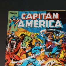Cómics: CAPITAN AMERICA 8 VOLUMEN 1 FORUM. Lote 49868261