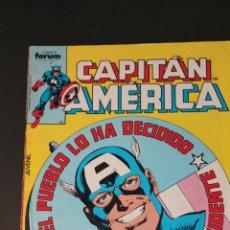 Cómics: CAPITAN AMERICA 12 VOLUMEN 1 FORUM. Lote 49868266