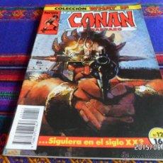 Cómics: FORUM WHAT IF Nº 12 Y SI CONAN SIGUIERA EN EL SIGLO XX? 165 PTS. 1990. BUEN ESTADO.. Lote 49873505
