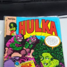 Cómics: HULKA Nº 2 / MARVEL - FORUM. Lote 49891106