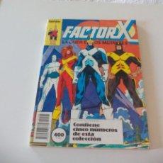 Cómics: FACTOR X LA CAIDA DE LOS MUTANTES. COMICS FORUM 1987. 5 NÚMEROS Nº 21, 22, 23, 24 Y 25.. Lote 288958268