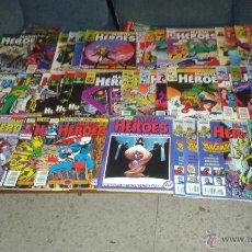 Cómics: LOTE MARVEL HEROES. Lote 50094490