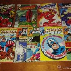 Cómics: LOTE DAREDEVIL Y CAPITAN AMERICA. Lote 50139077