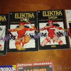 Cómics: ELEKTRA SAGA FRANK MILLER. Lote 50140069