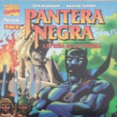 Cómics: LA PANTERA NEGRA LA PRESA DE LA PANTERA NUMERO 2 . Lote 50161343