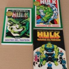 Cómics: HULK ---GRANDES SAGAS MARVEL 2 FANTASMAS DEL PASADO 12 DENTRO DEL.. COMPLETA ---LA CAÍDA DEL PANTEÓN. Lote 50232389
