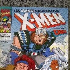 Cómics: LAS NUEVAS AVENTURAS DE LOS X-MEN Nº 7 - COMICS FORUM - ESPAÑA - 1993 - MUTANTES ESCLAVIZADOS. Lote 50240084