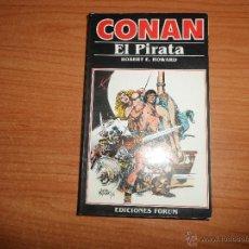 Cómics: CONAN EL PIRATA Nº 3 POR ROBERT E. HOWARD. EDICIONES FORUM . Lote 50330731