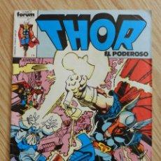 Cómics: COMIC THOR EL PODEROSO V.1 VOLUMEN UNO Nº 27 Nº27 COMICS FORUM AÑO 1983. Lote 50372765