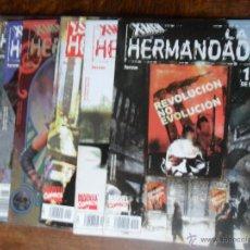 Cómics: X-MEN, LA HERMANDAD DEL Nº 1 AL 8. Lote 50376645