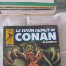 Cómics: M69 SUPER CONAN NUMERO 4 PRIMERA EDICION SERIE ORO PLANETA COMIC. Lote 120281328