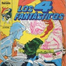 Cómics: RETAPADO LOS CUATRO FANTASTICOS NUMEROS 66-70. Lote 188703065
