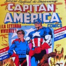 Cómics: CAPITÁN AMÉRICA ESPECIAL 40 ANIVERSARIO Nº 15. Lote 50426306