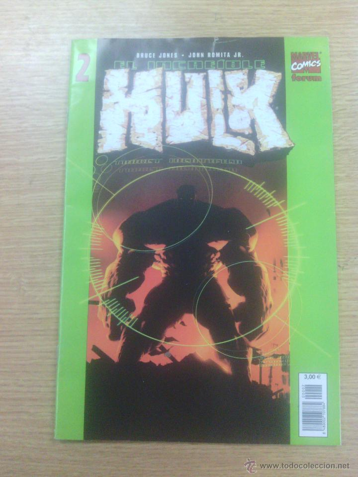 INCREIBLE HULK VOL 2 (HULK VOL 5) #2 (Tebeos y Comics - Forum - Hulk)
