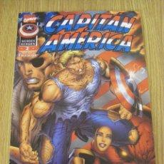 Cómics: CAPITÁN AMERICA HEROES REBORN Nº2 - FORUM - ROB LIEFELD. Lote 50491188