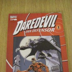 Cómics: COLECCIONABLE DAREDEVIL DAN DEFENSOR Nº 1 FORUM. Lote 50492037