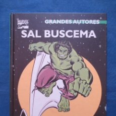 Cómics: LA MASA - HULK - GRANDES AUTORES: SAL BUSCEMA - PLANETA 2001 - TAPA DURA. Lote 50534412
