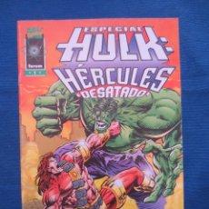 Cómics: ESPECIAL HULK: HÉRCULES DESATADO DE PETER DAVID - FORUM 1997. Lote 50535336