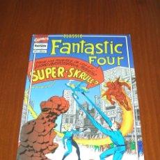 Comics : FANTASTIC FOUR CLASSIC Nº 9 - COMICS FORUM - STAN LEE - JACK KIRBY. Lote 50562200