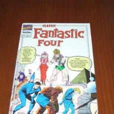 Cómics: FANTASTIC FOUR CLASSIC Nº 10 - COMICS FORUM - STAN LEE - JACK KIRBY. Lote 50562206