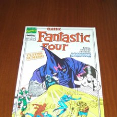Cómics: FANTASTIC FOUR CLASSIC Nº 11 - COMICS FORUM - STAN LEE - JACK KIRBY. Lote 50562214
