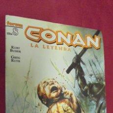 Comics : CONAN LA LEYENDA. Nº 8. FORUM.. Lote 50563543