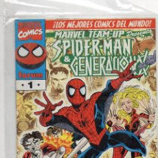 Cómics: COMIC FORUM MARVEL TEAM UP Nº 1 EXCELENTE ESTADO. Lote 53094847