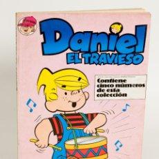Cómics: DANIEL EL TRAVIESO - 5 NÚMEROS (1-2-3-4-5) - PLANETA 1987. Lote 50627222