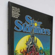 Cómics: STAR SLAMMERS 4 FORUM. Lote 50653593
