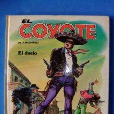 Cómics: EL COYOTE Nº 2 EL DUELO EDICIONES FORUM TAPA DURA. Lote 50672197