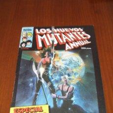 Cómics: LOS NUEVOS MUTANTES ANNUAL - ESPECIAL PRIMAVERA 1987 - COMICS FORUM. Lote 50686914