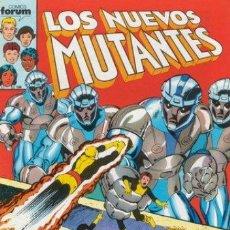 Cómics: LOS NUEVOS MUTANTES LOTE DE 25 Nº 2-3-4-8-11-13-14-15- 17 AL 24-26-27-29-32-33-35-36-37-38. Lote 50690309