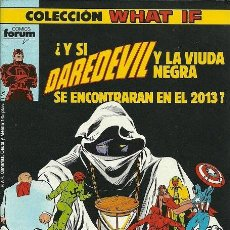 Cómics: WHAT IF LOTE DE 26 NÚMEROS. Lote 90639017