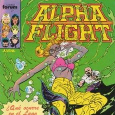 Cómics: ALPHA FLIGHT VOL 1 LOTE DE 22 Nº. Lote 50733676