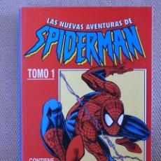 Comics : LAS NUEVAS AVENTURAS DE SPIDERMAN, TOMO 1 RETAPADO DEL 1 AL 8. Lote 50822092
