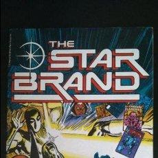 Cómics: THE STAR BRAND Nº12 (FORUM 1989) NUEVO UNIVERSO. Lote 50832602