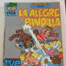 Cómics: LA ALEGRE PANDILLA - Nº 6 - FORUM ALEVIN - STAR COMICS - 1987. Lote 50865909