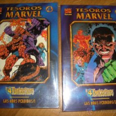 Cómics: TESOROS MARVEL LOS CUATRO FANTÁSTICOS - LOS AÑOS PERDIDOS #1-2 (FORUM, 1998). Lote 51056983
