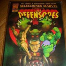 Cómics: SELECCIONES MARVEL PRESENTA #8: LOS DEFENSORES (FORUM, 2000). Lote 51057079