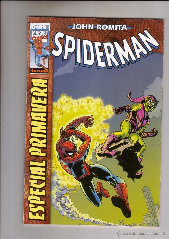 FORUM - SPIDERMAN ROMITA ESPECIAL PRIMAVERA (Tebeos y Comics - Forum - Spiderman)