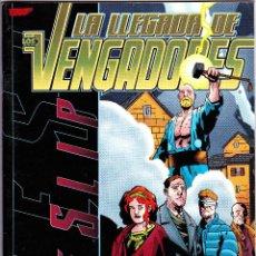 Cómics: LA LLEGADA DE LOS VENGADORES. TIME SLIP. ESPECIAL4. Lote 51068779
